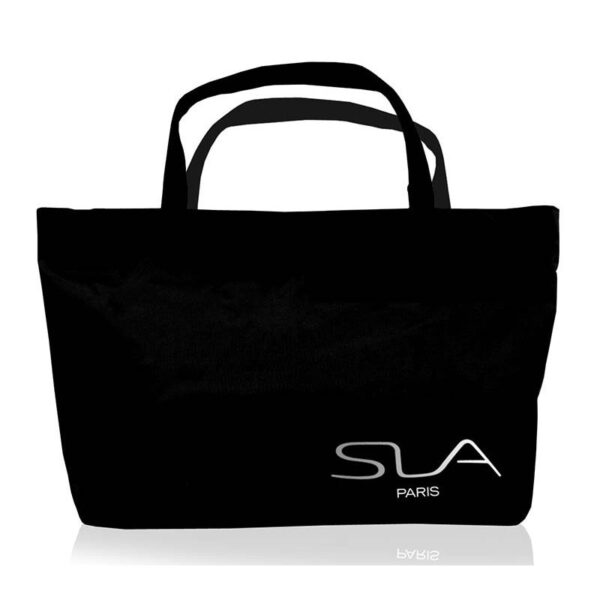 carrier bag empty black dim.60X40 cm