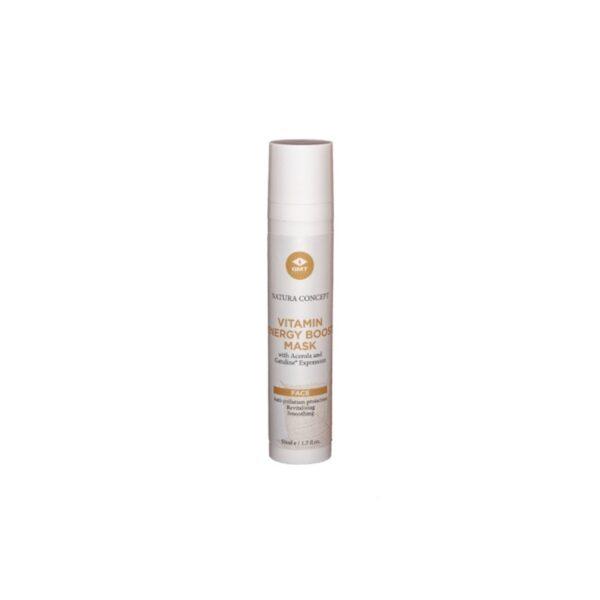 GMT Beauty vitaminais praturtinta ir enegizuojanti kaukė 50ml.